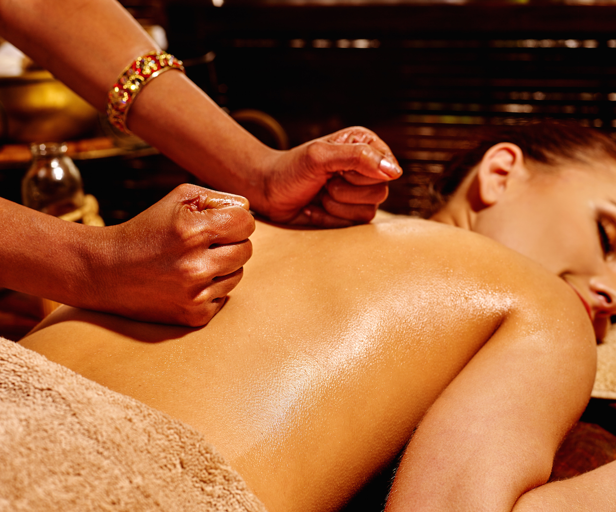 Ayurvedic Massage Training Abhyanga