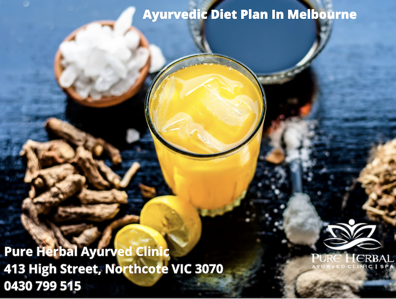 Ayurvedic Diet Plan Melbourne