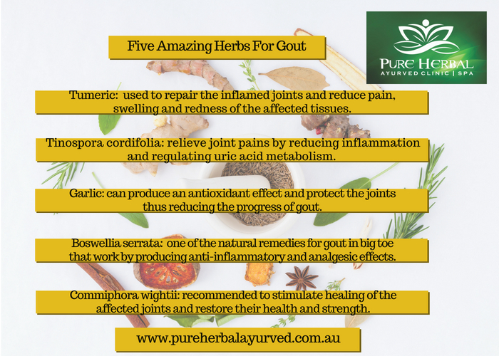 Gout Ayurvedic Natural Treatment